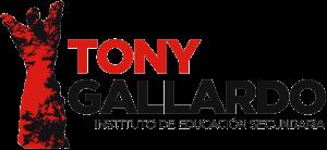 logo IES TONY GALLARDO sin fondo